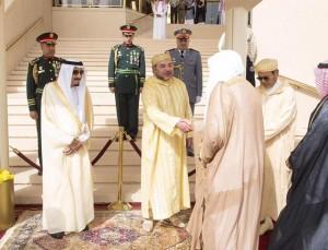 الملك سلمان يعفي الطبيشي بعد زيارة الملك محمد السادسث عنه