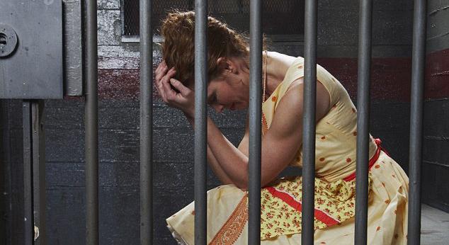 سجن امراة