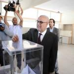 ابن كيران يصوت1