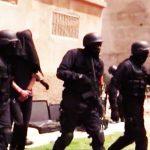 اعتقال داعش ارهاب