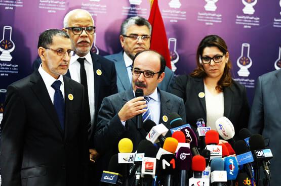 العماري يقصف العثماني ويصف البرنامج الحكومي بالعبث السياسيØ« عنه