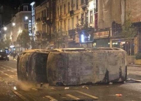 بسبب فرحة المونديال بلجيكا تتابع 9مغاربة بتهم خطيرةØ« عنه