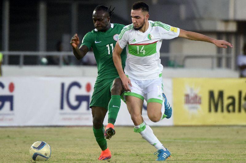 الفيفا: يعاقب نيجيريا ويعتبرها منهزمة أمام الجزائرØ« عنه