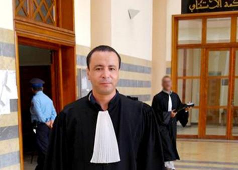 استئنافية الحسيمة تدين محامي حراك الريف بهذه العقوبة الحبسيةØ« عنه