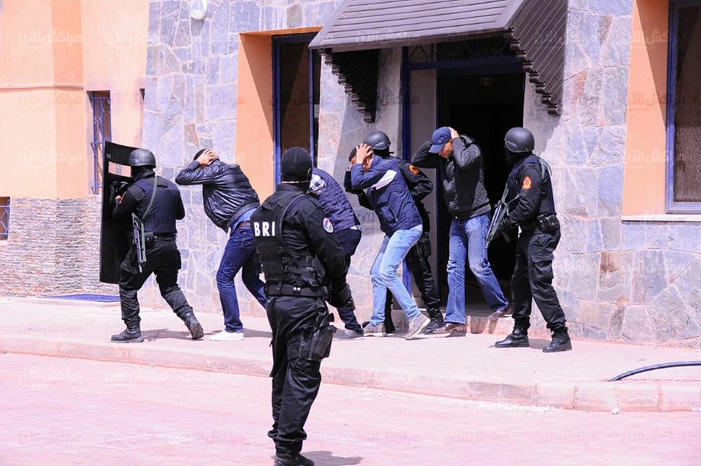 Moroccan Special Forces/Forces spéciales marocaines  :Videos et Photos : BCIJ, Gendarmerie Royale ,  - Page 14 31590619_1049973231807422_7876555462030655488_n-copie