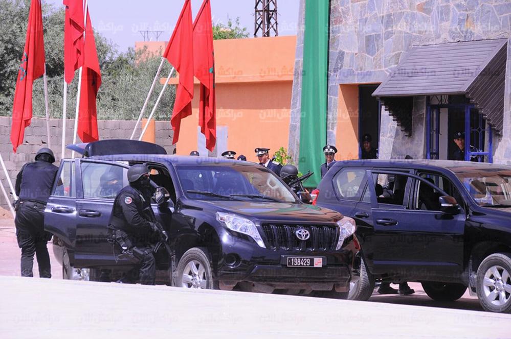 Moroccan Special Forces/Forces spéciales marocaines  :Videos et Photos : BCIJ, Gendarmerie Royale ,  - Page 14 32411159_1049971791807566_6512039756476448768_n-copie