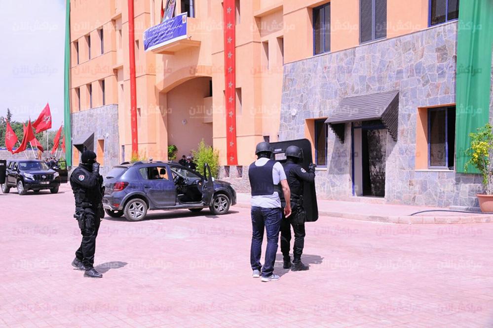 Moroccan Special Forces/Forces spéciales marocaines  :Videos et Photos : BCIJ, Gendarmerie Royale ,  - Page 14 32560321_1049971441807601_8520033213278584832_n-copie