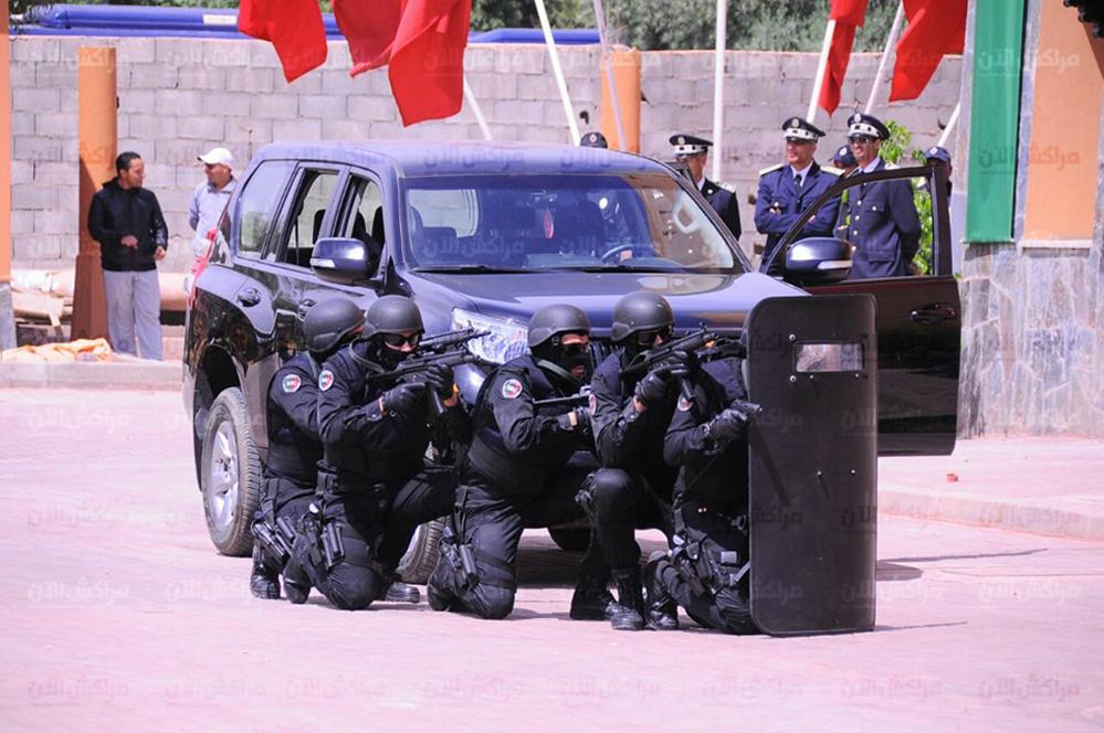 Moroccan Special Forces/Forces spéciales marocaines  :Videos et Photos : BCIJ, Gendarmerie Royale ,  - Page 14 32567486_1049971128474299_6404793306403831808_n-copie