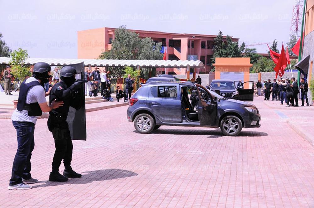 Moroccan Special Forces/Forces spéciales marocaines  :Videos et Photos : BCIJ, Gendarmerie Royale ,  - Page 14 32665314_1049971645140914_3460016492492357632_n-copie