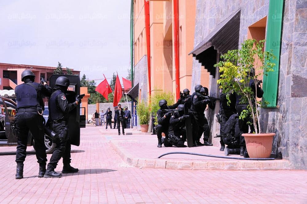 Moroccan Special Forces/Forces spéciales marocaines  :Videos et Photos : BCIJ, Gendarmerie Royale ,  - Page 14 32665329_1049971231807622_9057431568737370112_n-copie