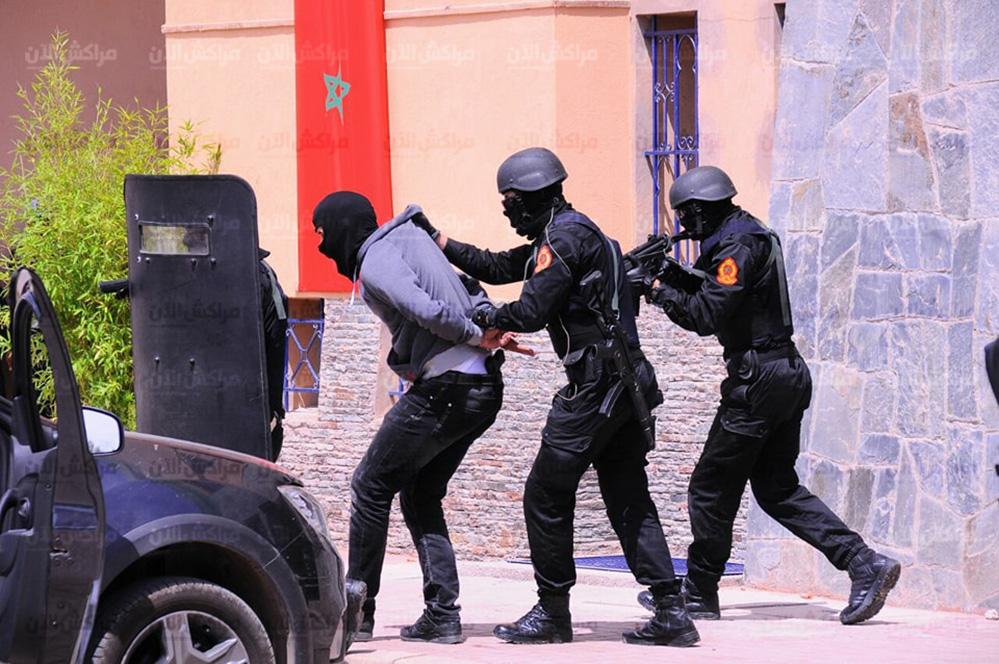 Moroccan Special Forces/Forces spéciales marocaines  :Videos et Photos : BCIJ, Gendarmerie Royale ,  - Page 14 32714390_1049973161807429_3918479744256966656_n-copie