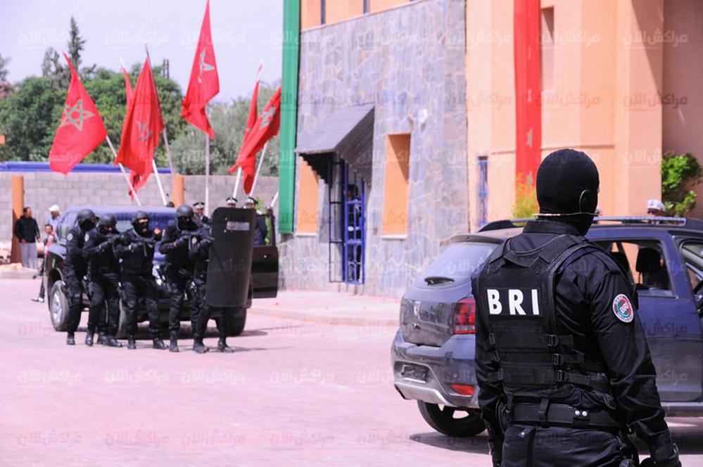 Moroccan Special Forces/Forces spéciales marocaines  :Videos et Photos : BCIJ, Gendarmerie Royale ,  - Page 14 32765403_1049971728474239_1595340914627182592_n-copie