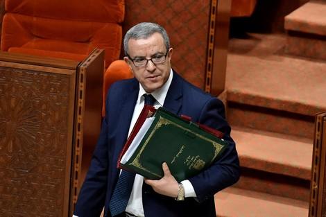 وزير العدل يعلن انحصار ظاهرة الاستيلاء على عقارات الغير بالمملكةØ« عنه